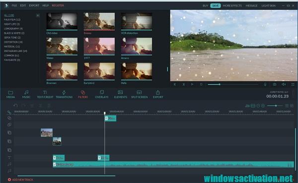 Wondershare Filmora 10.1.4.7 Crack + Registration Code 2021 Download