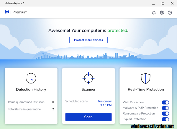 Malwarebytes 4.1.2.73 Crack + License Key Free Download 2020