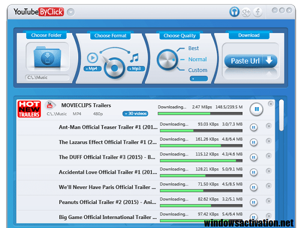 YouTube By Click 2.2.133 Crack + Activation Code Full Download 2020