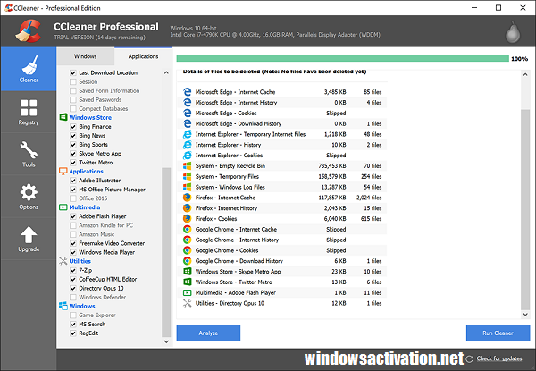 CCleaner Pro 5.76.8269 Crack With License Key 2021 Free Version