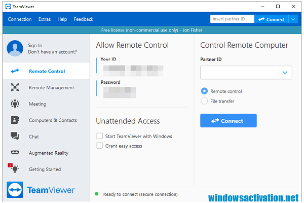 TeamViewer 15.7.6 Crack + Torrent Here Full Download 2020 (Premium)