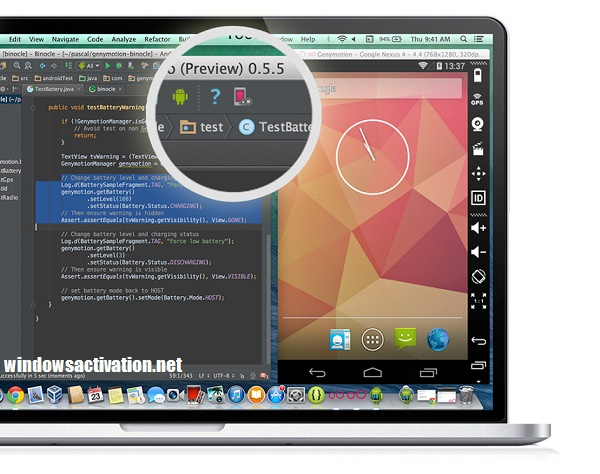 Genymotion 3.1.0 Crack With Full Torrent License key Download 2020