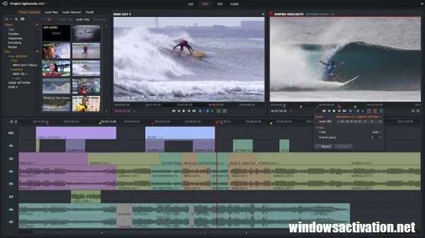 Lightworks Pro 2021.3 Crack With Patch & Activation Code Download Free