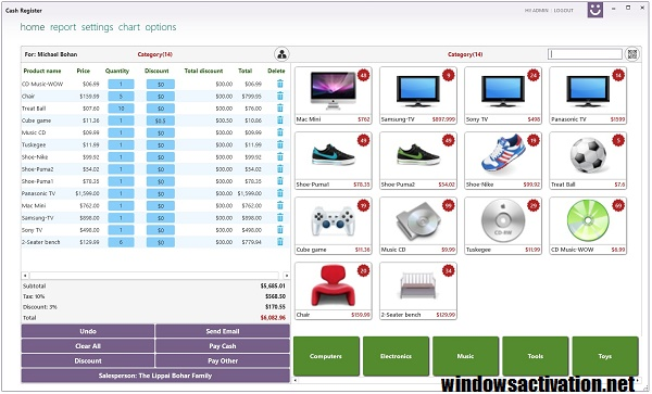 Cash Register Pro 2.0.5.9 Crack + Keygen Full Free Download 2020