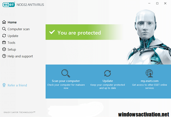 ESET NOD32 Antivirus 13.2.18.0 Crack + License Key Download {Latest}
