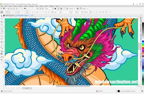 CorelDraw Graphics Suite 23.1.0.389 Crack {Keygen Latest} 2021 Free